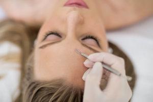 Косметологическая чистка лица в салоне красоты Запорожье